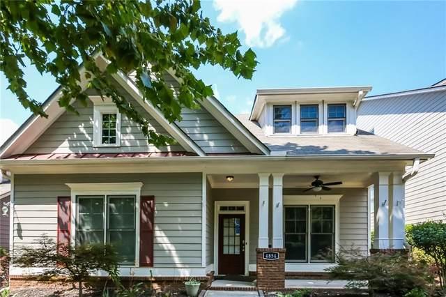 4854 Backbay Street, Suwanee, GA 30024 (MLS #6944264) :: North Atlanta Home Team