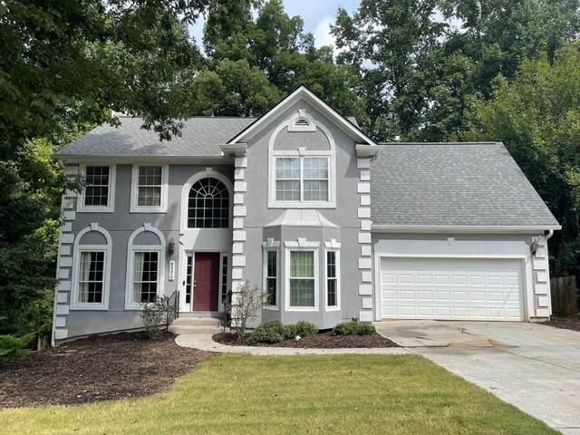 12270 Leeward Walk Circle, Alpharetta, GA 30005 (MLS #6944299) :: North Atlanta Home Team
