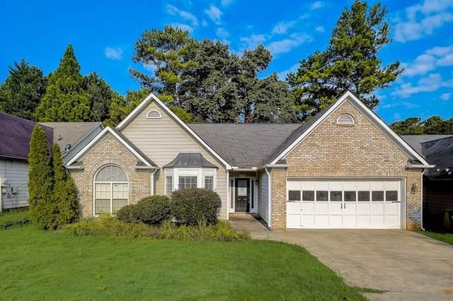 3469 Ennfield Way, Duluth, GA 30096 (MLS #6944300) :: North Atlanta Home Team