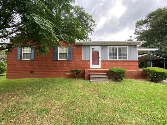 505 Jackson Avenue, Palmetto, GA 30268 (MLS #6944301) :: Atlanta Communities Real Estate Brokerage