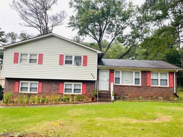 620 San Pablo Drive, Stone Mountain, GA 30083 (MLS #6944303) :: North Atlanta Home Team