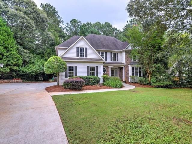 1015 Laurian Park Drive, Roswell, GA 30075 (MLS #6944319) :: North Atlanta Home Team