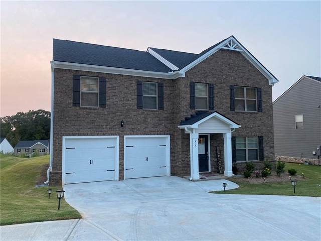 235 Twin Lakes Drive, Covington, GA 30016 (MLS #6944332) :: North Atlanta Home Team