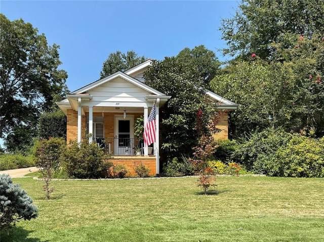 410 Ridgewood Avenue, Gainesville, GA 30501 (MLS #6944355) :: The Hinsons - Mike Hinson & Harriet Hinson