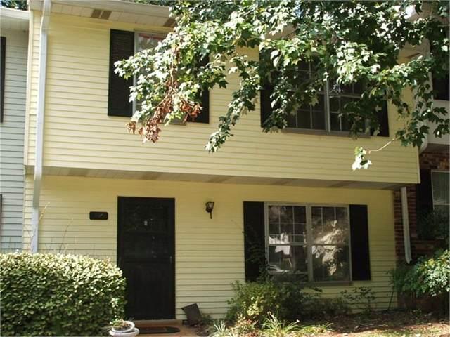 381 Leisure Court SW, Marietta, GA 30064 (MLS #6944372) :: Dawn & Amy Real Estate Team