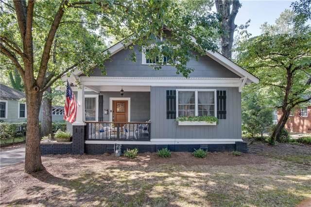 1724 John Calvin Avenue, College Park, GA 30337 (MLS #6944377) :: The Heyl Group at Keller Williams