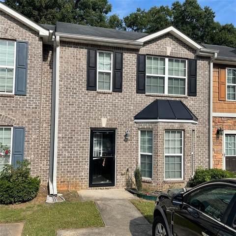 8356 Carlington Lane, Jonesboro, GA 30236 (MLS #6944396) :: North Atlanta Home Team