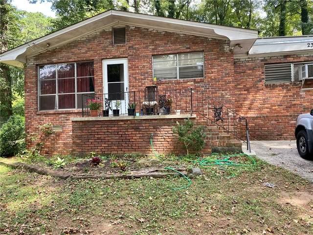 2362 Macon Drive SW, Atlanta, GA 30315 (MLS #6944401) :: The Atlanta Real Estate Group
