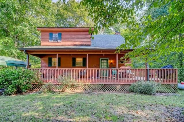 152 Wildcat Creek Road, Ellijay, GA 30540 (MLS #6944408) :: Evolve Property Group