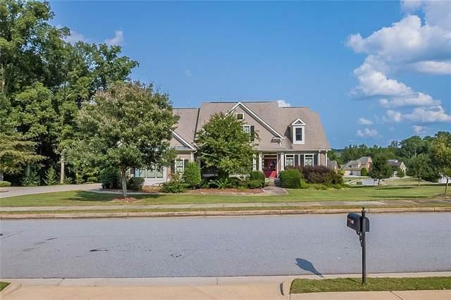 300 Seawright Drive, Fayetteville, GA 30215 (MLS #6944421) :: North Atlanta Home Team