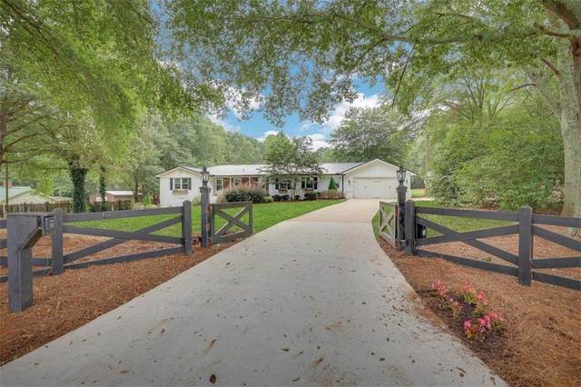 989 Laurie Williamson Road, Winder, GA 30680 (MLS #6944424) :: The Cole Realty Group
