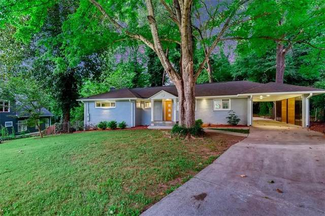 1302 Poplarcrest Circle SE, Atlanta, GA 30316 (MLS #6944425) :: North Atlanta Home Team
