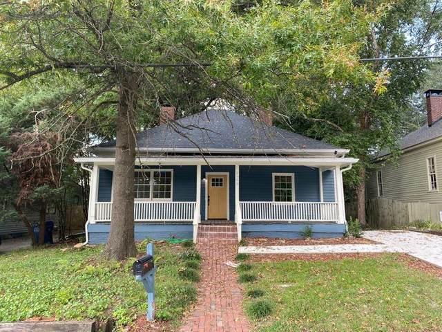 2953 Parrott Avenue NW, Atlanta, GA 30318 (MLS #6944439) :: Path & Post Real Estate