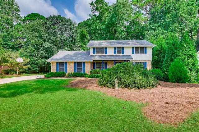 5659 Fern Creek Drive SW, Lilburn, GA 30047 (MLS #6944445) :: North Atlanta Home Team