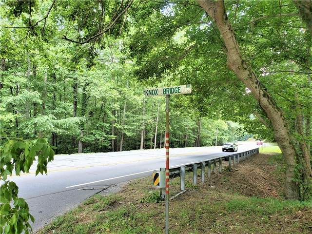 0 Knox Bridge Lot 17 Highway, Canton, GA 30114 (MLS #6944458) :: The North Georgia Group
