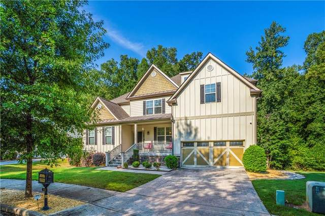 465 Lafayette Avenue, Fayetteville, GA 30214 (MLS #6944463) :: North Atlanta Home Team