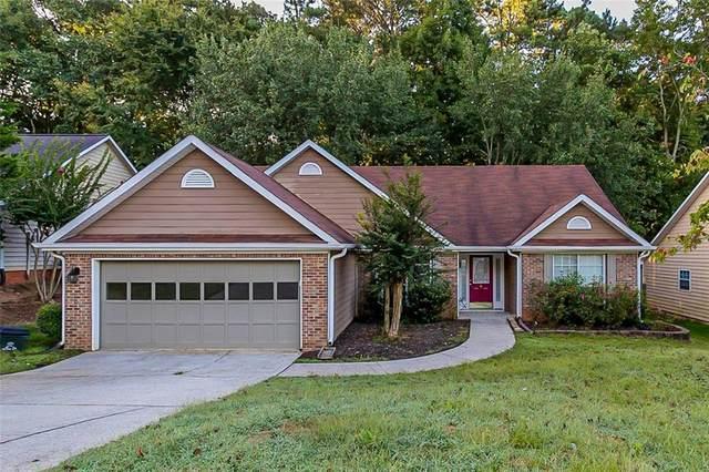 4610 English Oaks Lane NW, Lilburn, GA 30047 (MLS #6944470) :: North Atlanta Home Team