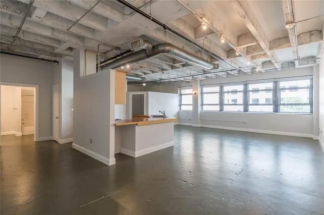 878 Peachtree Street NE #435, Atlanta, GA 30309 (MLS #6944476) :: Atlanta Communities Real Estate Brokerage