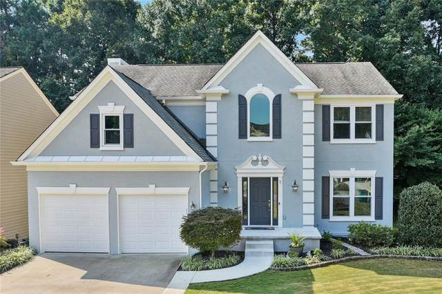 10735 Glenbarr Drive, Johns Creek, GA 30097 (MLS #6944480) :: Compass Georgia LLC