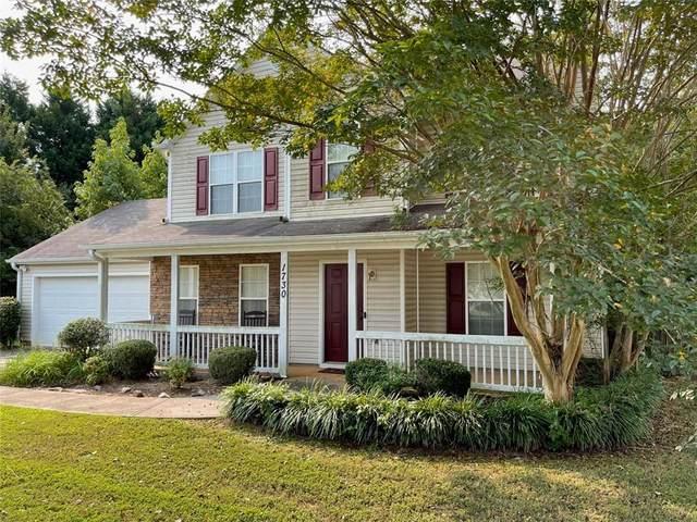 1730 Eden Valley Court, Loganville, GA 30052 (MLS #6944491) :: North Atlanta Home Team