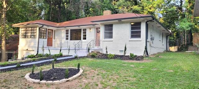 93 Leathers Circle NW, Atlanta, GA 30314 (MLS #6944495) :: Path & Post Real Estate