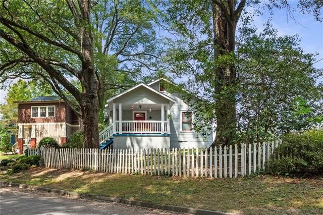 2491 Burtz Street NW, Atlanta, GA 30318 (MLS #6944512) :: Atlanta Communities Real Estate Brokerage