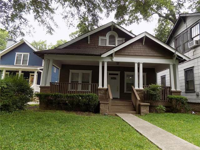 1525 S Gordon Street SW, Atlanta, GA 30310 (MLS #6944517) :: Path & Post Real Estate
