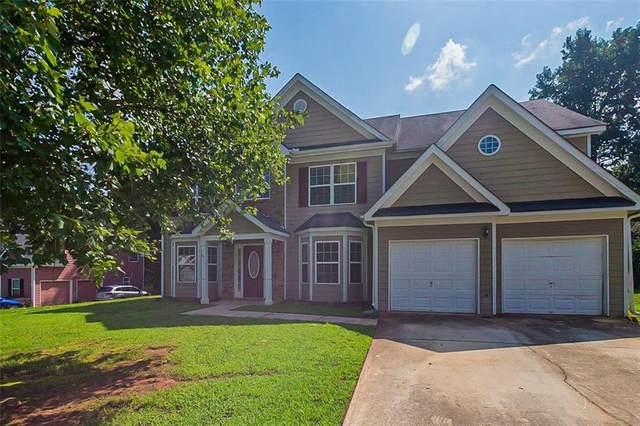 64 Old Gettysburg Way, Dallas, GA 30157 (MLS #6944521) :: North Atlanta Home Team