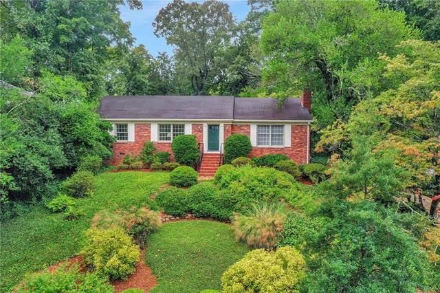 3238 Argonne Drive NW, Atlanta, GA 30305 (MLS #6944528) :: North Atlanta Home Team