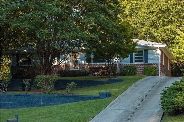 594 Densley Drive, Decatur, GA 30033 (MLS #6944529) :: RE/MAX Paramount Properties