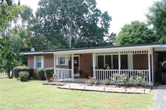 202 Burton Drive, Calhoun, GA 30701 (MLS #6944536) :: North Atlanta Home Team