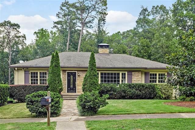 711 N. Parkwood Road, Decatur, GA 30030 (MLS #6944567) :: Evolve Property Group