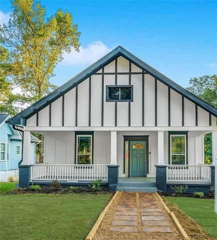 1532 Montreat, Atlanta, GA 30311 (MLS #6944575) :: Path & Post Real Estate