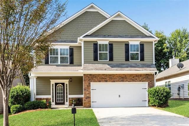 506 Reece Trail, Ball Ground, GA 30107 (MLS #6944576) :: 515 Life Real Estate Company