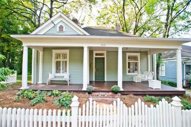 509 Bryan Street SE, Atlanta, GA 30312 (MLS #6944580) :: Atlanta Communities Real Estate Brokerage