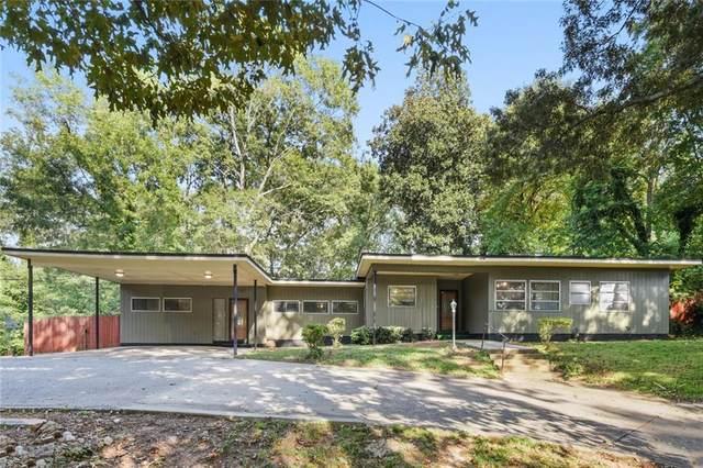 3536 College Street, College Park, GA 30337 (MLS #6944590) :: Good Living Real Estate