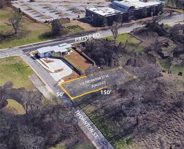 112 Thornton Street SW, Atlanta, GA 30315 (MLS #6944606) :: Kennesaw Life Real Estate