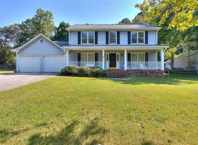 3100 Hampton Ridge Way, Snellville, GA 30078 (MLS #6944607) :: North Atlanta Home Team