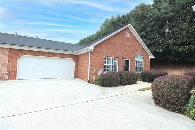 3306 Raes Creek Road #16, Marietta, GA 30008 (MLS #6944622) :: Dawn & Amy Real Estate Team
