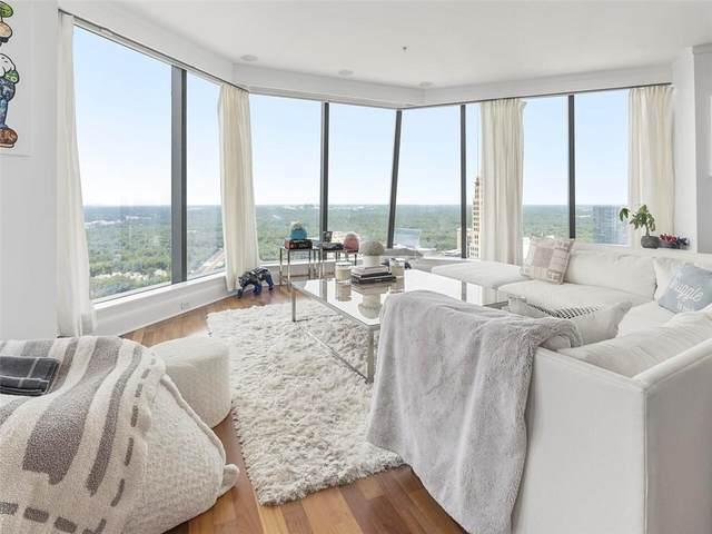 3344 Peachtree Road NE #4002, Atlanta, GA 30326 (MLS #6944624) :: Tonda Booker Real Estate Sales