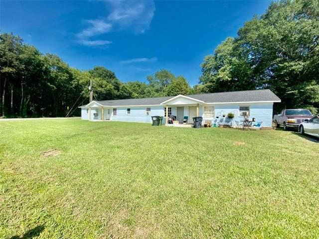 415 Lowther Street, Cedartown, GA 30125 (MLS #6944636) :: Good Living Real Estate