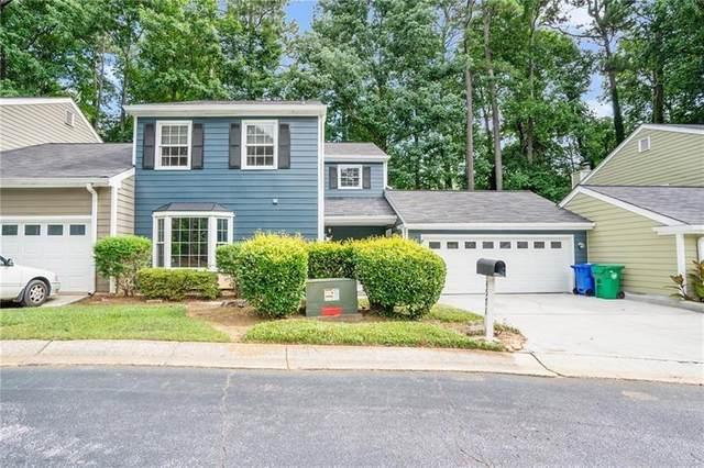 4571 Village Oaks Drive, Dunwoody, GA 30338 (MLS #6944641) :: North Atlanta Home Team