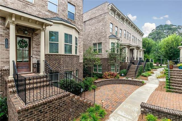 1210 Virginia Court NE #5, Atlanta, GA 30306 (MLS #6944648) :: Kennesaw Life Real Estate