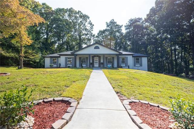 2410 Crestknoll Circle, Decatur, GA 30032 (MLS #6944660) :: North Atlanta Home Team
