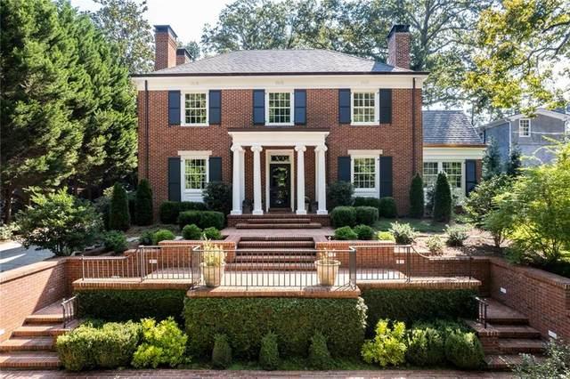 3203 W Andrews Drive NW, Atlanta, GA 30305 (MLS #6944668) :: The Cole Realty Group