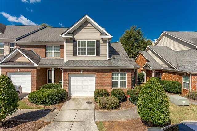 1823 Willow Branch Lane NW L, Kennesaw, GA 30152 (MLS #6944669) :: North Atlanta Home Team