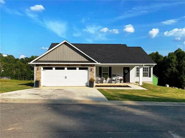 395 Lakecrest Circle SW, Calhoun, GA 30701 (MLS #6944674) :: The Realty Queen & Team