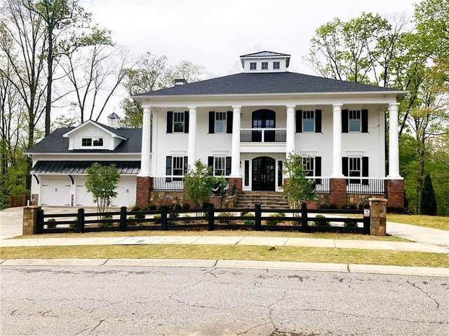 308 Timberview Trail, Alpharetta, GA 30004 (MLS #6944684) :: North Atlanta Home Team