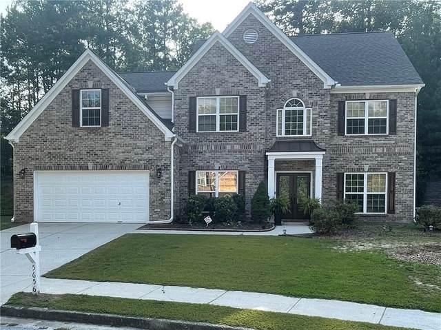 5656 Halsey Trace, Atlanta, GA 30349 (MLS #6944705) :: North Atlanta Home Team