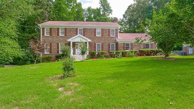 4148 Kings Troop Road, Stone Mountain, GA 30083 (MLS #6944728) :: Dawn & Amy Real Estate Team